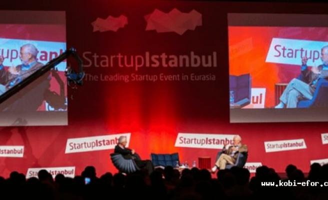 Startup İstanbul, 6-10 Ekim'de, İstanbul'da