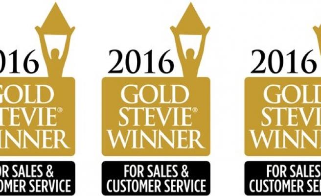 Stevie Awards'tan TEB'e ödül