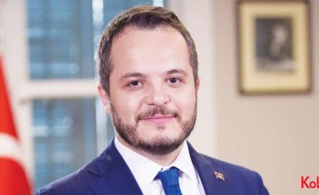 T.C. Cumhurbaşkanlığı Yatırım Ofisi Başkanı Arda Ermut oldu