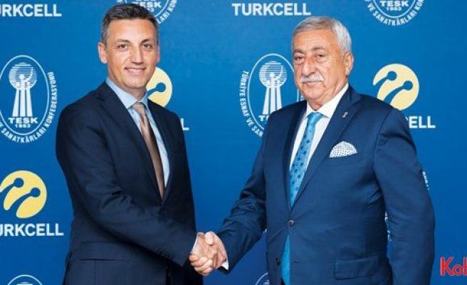 TESK ve Turkcell'den dev dijital işbirliği