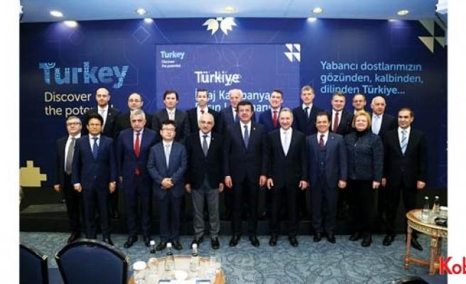 TİM ve TOBB, Türkiye'nin yurtdışı algısı için harekete geçti