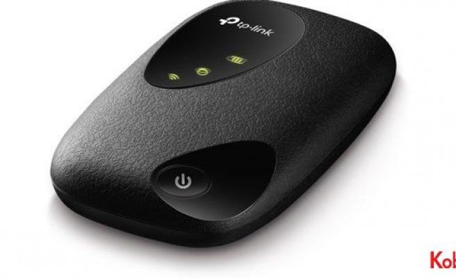 TP-Link'ten 4G destekli yeni MiFi cihazı