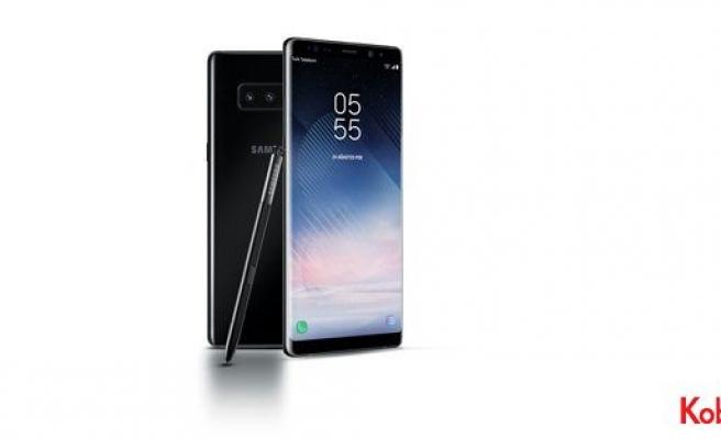 Türk Telekom'dan Samsung Galaxy Note8'de indirim