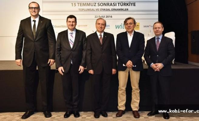 Türkiye İMSAD'dan ekonomiyi ve sektörü canlandıracak 5 öneri