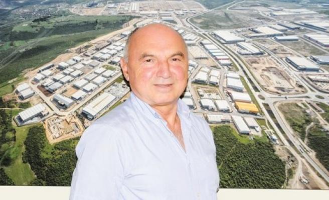 Türkiye sanayisinin kalbi; İMES OSB