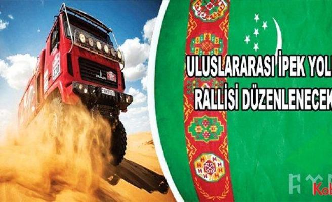 """Türkmenistan """"Büyük İpek Yolu Rallisi"""" arifesinde"""