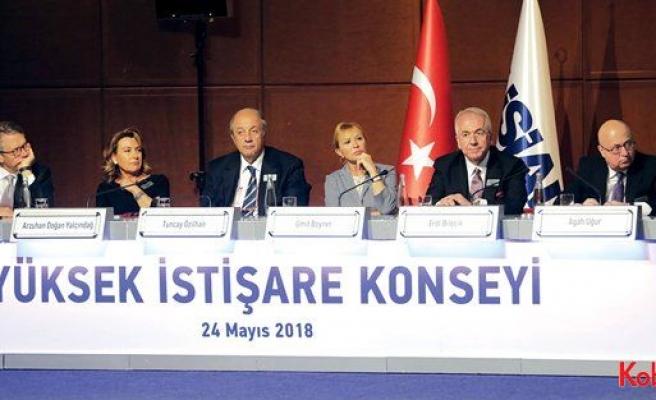 TÜSİAD Yüksek İstişare Konseyi krizden sakınmanın reçetesini yazdı: Yeni ekonomik program