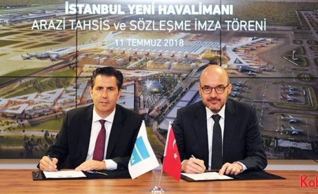 UPS, İstanbul yeni Havalimanı'nda