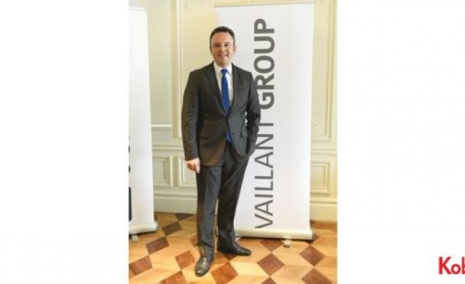 Vaillant Group Türkiye'de Alper Avdel dönemi başladı