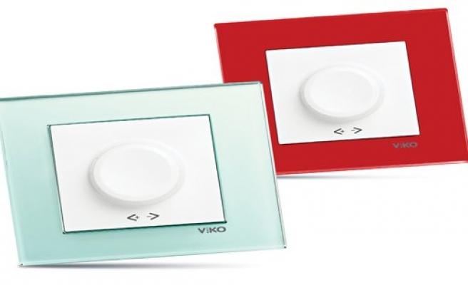 Viko Pro Dimmer Serisi ile enerjinin kontrolü sizde