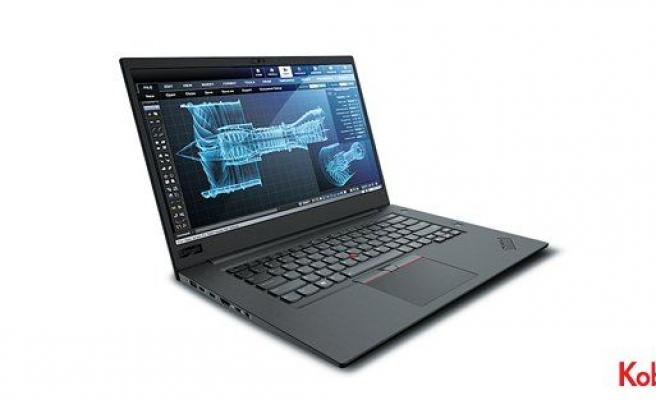 Yeni ThinkPad P1mobil iş istasyonunda stil ve güç bir arada