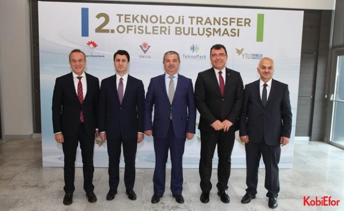 Türkiye'nin TTO'ları İstanbul'da buluştu