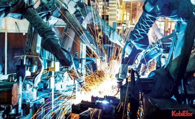 Üretim ekonomisi 'Makine Sektörü'nden geçer