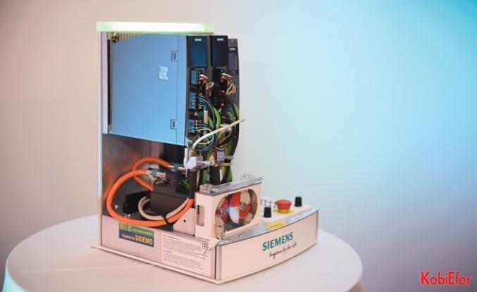Hareketini doğadan alan servo sürücü sistemi: Sinamics S210
