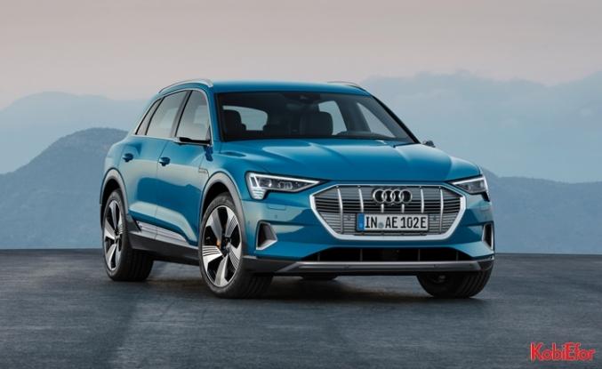 Audi'nin ilk tam elektrikli modeli olan e-tron'a, Amazon sesli komut sistemi Alexa'yı da entegre ediyor