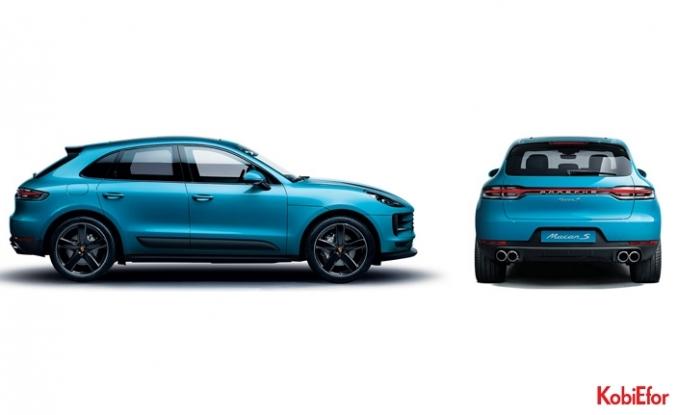 Daha hızlı, daha konforlu: Porsche yeni Macan S