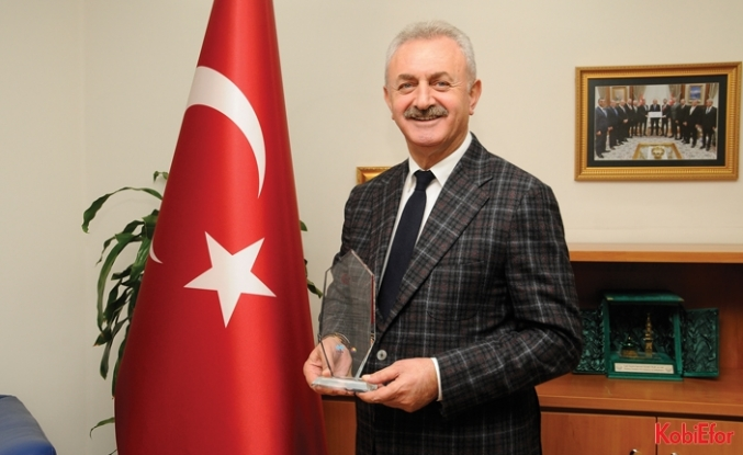 """Nail Çiler;""""Gebze, büyükşehir statüsünde il olsun"""""""