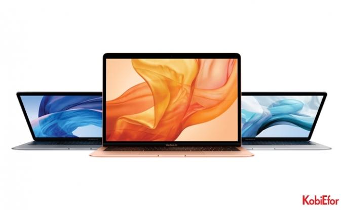 Yeni Apple Macbook Air modelleri Türkiye'de