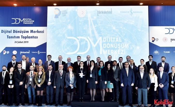 Dijital Dönüşüm Merkezi ile 120 KOBİ dijitale dönecek