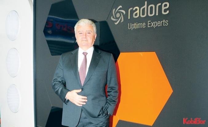 """Radore Veri Merkezi Genel Müdürü Sadi Abalı;""""Just do it!"""" (Yapalım, görelim, beklemeyelim)"""