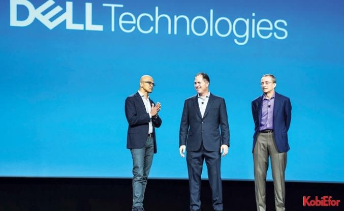Dell Technologies ve Microsoft'tan işbirliği