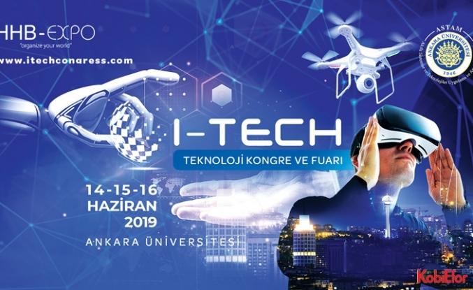 E-Spor'un son teknolojisi I-Tech