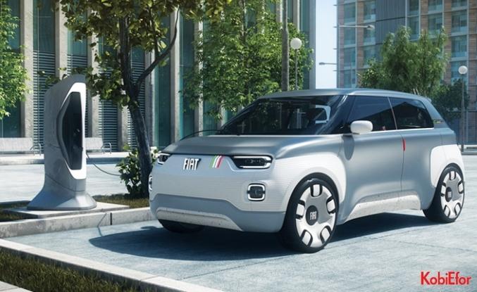 FCA'dan elektrikli Fiat 500'e 700 milyon Euro yatırım