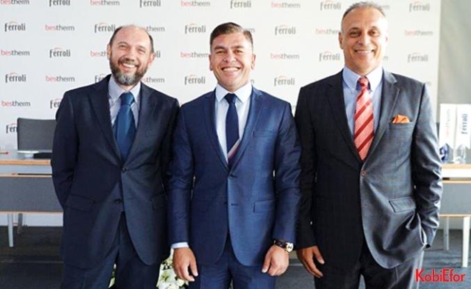 İtalyan Ferroli ve Türk Bestherm güçbirliğiyle üretim atağı