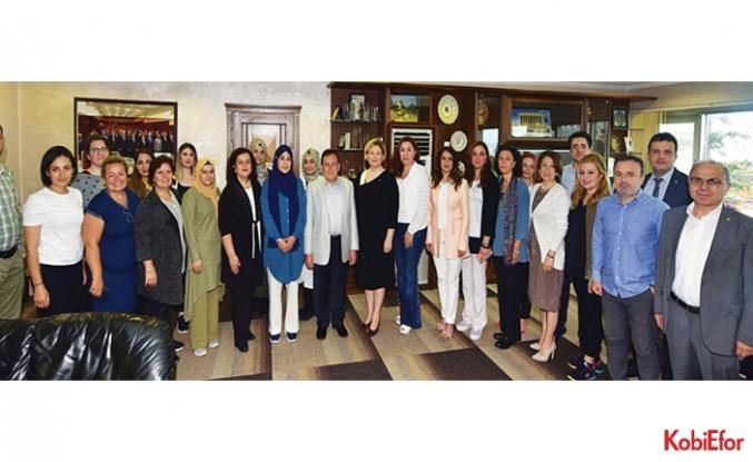 """Trabzon ve Şanlıurfalı girişimci kadınlardan """"Kardeşlik Protokolü"""""""