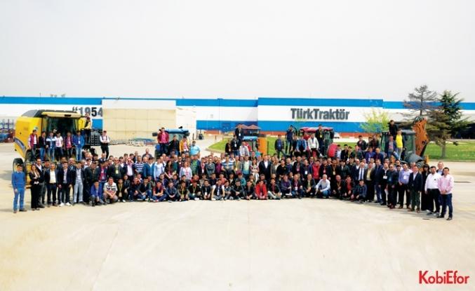 TürkTraktör yeni nesil ustalar yetiştiriyor