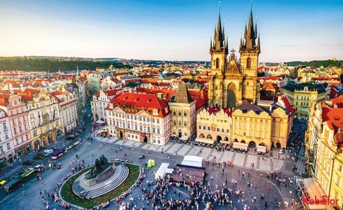 Orta Avrupa'nın rüya ülkesi;ÇEKYA