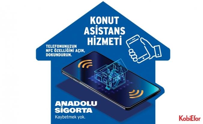 Anadolu Sigorta'nın yeni nesil teknoloji ürünü: Asistan Magnet