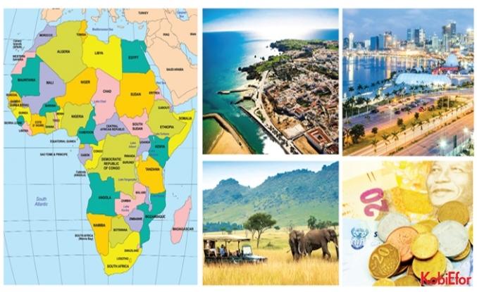 """Afrika Bölgesi İş Konseyleri İstişare Toplantısı'ndaTicaret Bakanı Ruhsar Pekcan açıkladı:""""2020 yılı bizim için Afrika yılı olacak"""""""