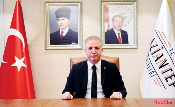 "Gaziantep Valisi Davut Gül;""Gaziantep bir ihracat şehridir"""