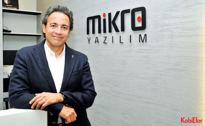 """Mikro Yazılım Genel Müdürü Alpaslan Tomuş;""""Çalışmadan başarı olmaz"""""""
