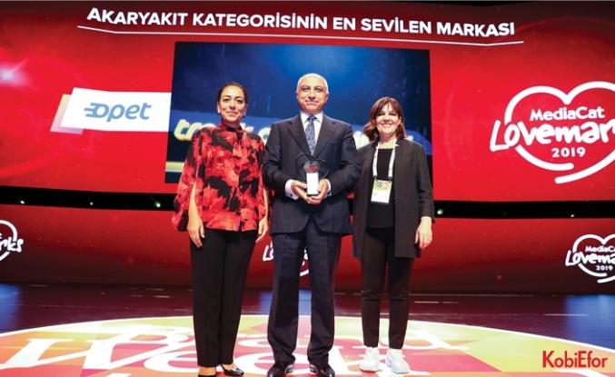 Türkiye'nin 'en sevilen akaryakıt markası' 5'inci kez OPET
