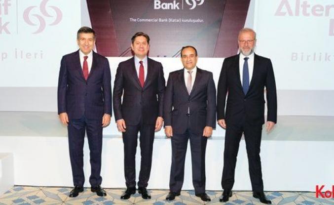 """Alternatif Bank'ın Genel Müdürü Kaan Gür: """"Basiretli tüccarın bankası olacağız"""""""