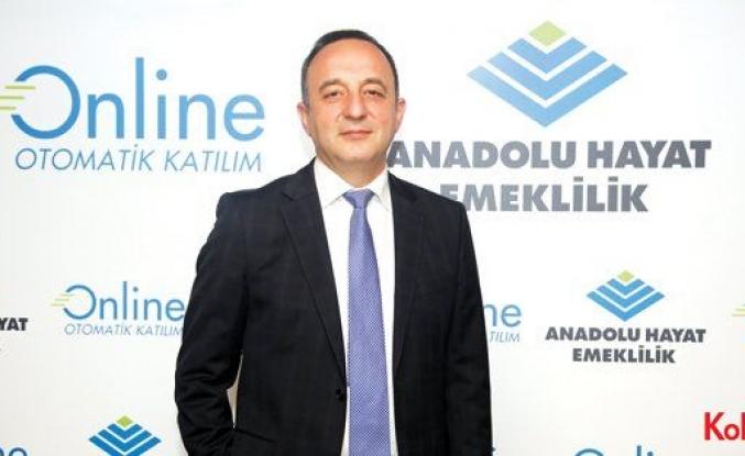 """Anadolu Hayat Emeklilik Genel Müdürü M. Uğur Erkan; """"Her şey insandan geçiyor"""""""