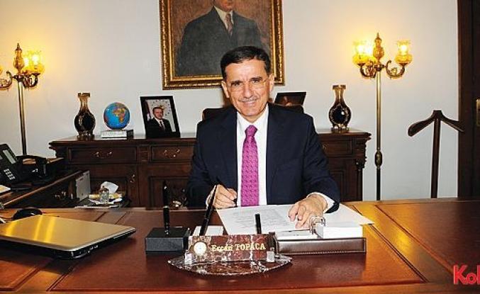 "Ankara Valisi Ercan Topaca: ""Üreterek dönüşen Ankara"""