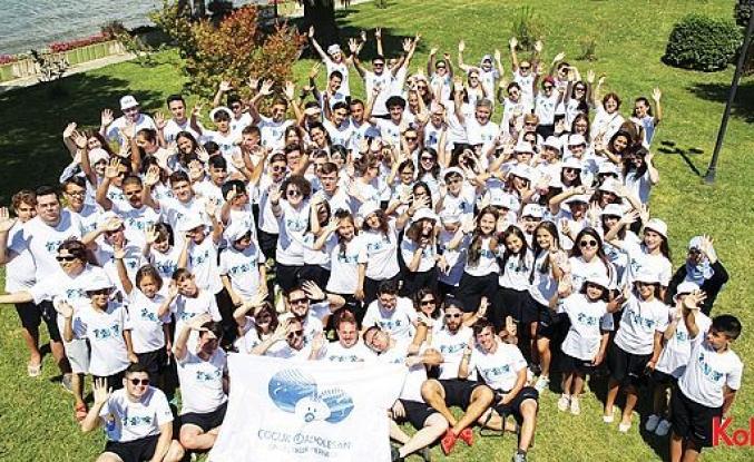 Aygaz'ın desteğiyle 96 diyabetli çocuk kampta buluştu
