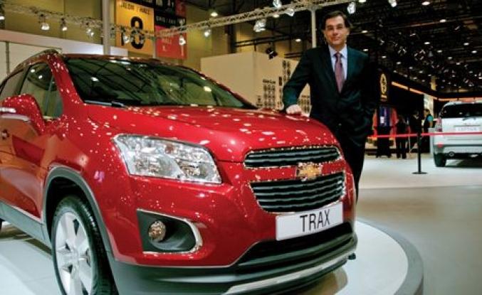 Chevrolet'in Trax'ı