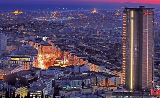 İstanbul Marriott Hotel Şişli'de, 'Şef'e Teslim Olun!'