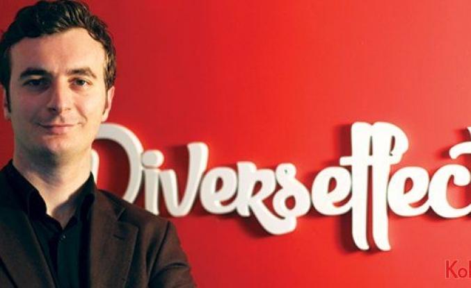 Önümüzdeki 3 yılda Türkiye'deki ilk 5 dijital ajans arasına girmeyi hedefliyor: Diverseffect