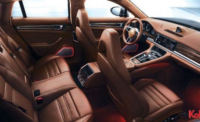 Porsche'tan yeni Panamera 4 Sport Turismo