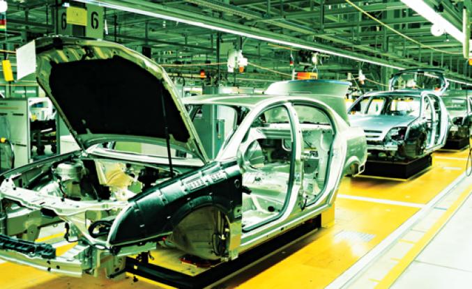 Türkiye otomotiv pazarı; küçülürken ihracatını arttırıyor