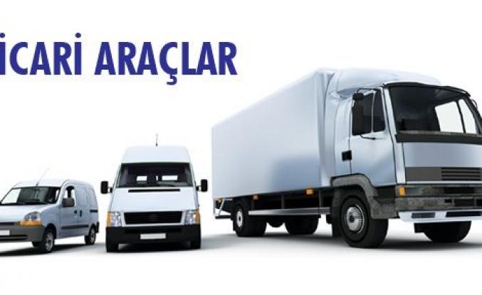 Üretiminde Avrupa lideri sektörümüz:Ticari Araçlar
