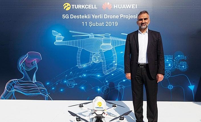 Turkcell 5G'de dünyada bir ilke imza attı