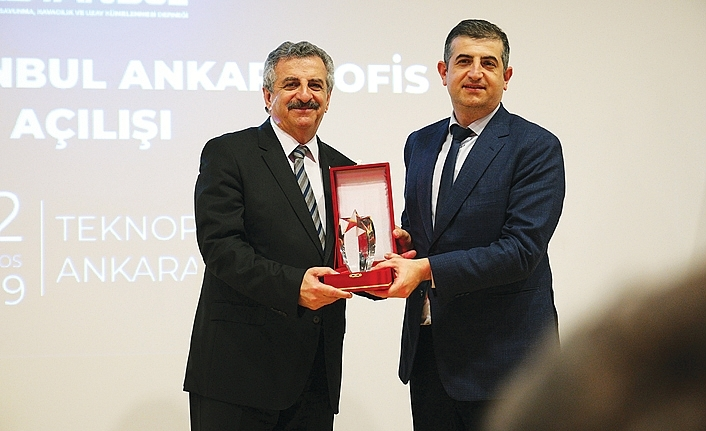 SAHA İstanbul, 3. İrtibat Ofisi'ni, Ankara'da açtı