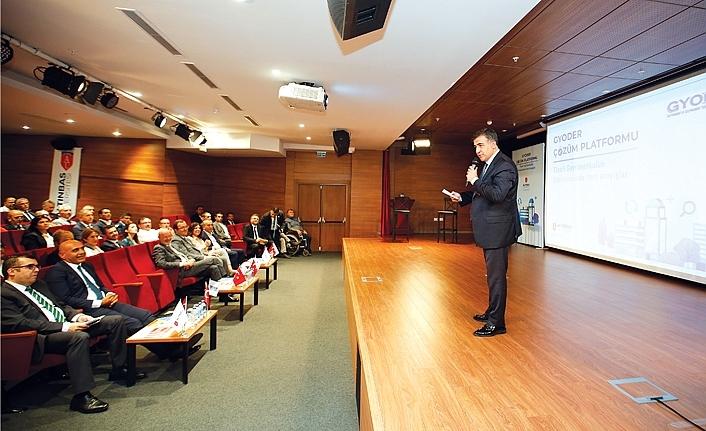 """GYODER Başkanı Doç.Dr. Feyzullah Yetgin:Gayrimenkul sektöründe standartları artırırsak bir dahaki döngüye daha kuvvetli gireriz"""""""