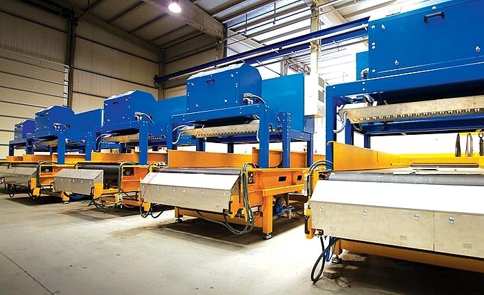Türkiye ekonomisinin kozlarından biri;Makine sektörü